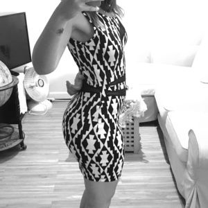 New mini dress